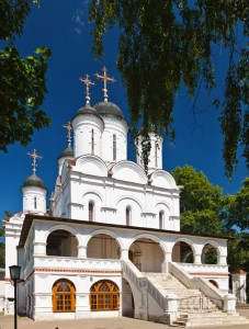 Преображенский храм с. Большие Вяземы